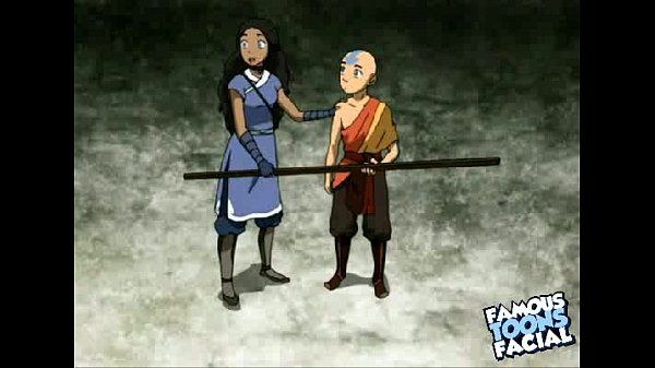 Avatar Toph gets fucked - 2..