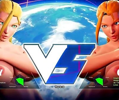 Cammy Nude Street Fighter V..