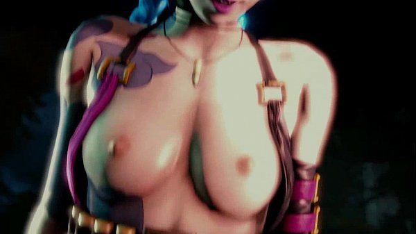 Jinx Blowjob And Get Fucked..