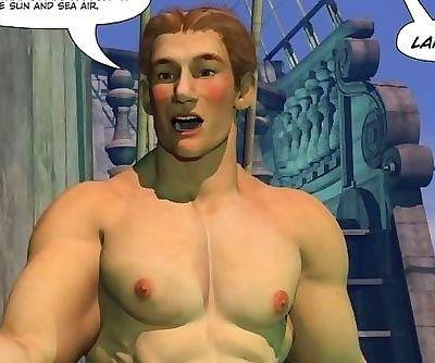 ADVENTURES OF CABIN BOY 3D..