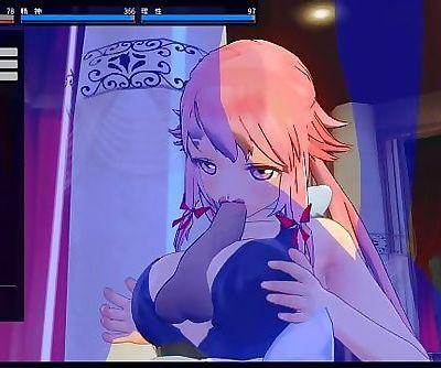 - Mirai Nikki Hentai - Yuno..