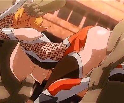 Taimanin Asagi 2 Episode 2